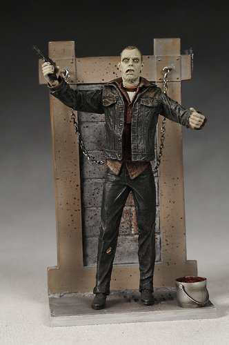 DAY OF THE DEAD BUB DELUXE 7 INCH ACTION FIGURE by Toy Zany