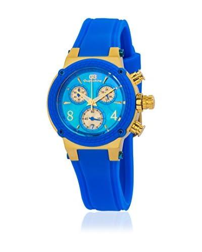 Grafenberg Reloj de cuarzo Woman GB206-233 Azul 36 mm