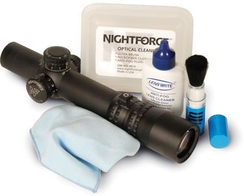 Nightforce Top Half of 30mm Scope Mounting Ring with Level, for Mounting the Angle Degree Indicator