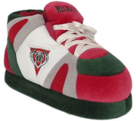 Milwaukee Bucks Boot Slipper Sm