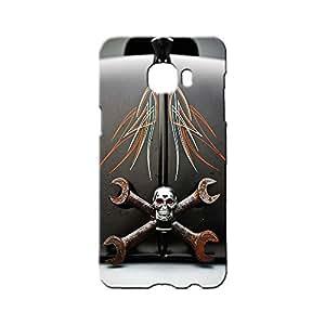 BLUEDIO Designer Printed Back case cover for Samsung Galaxy C5 - G4012