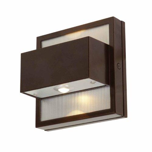 Access Lighting 23064Led-Brz 2 Light Zyzx Wet Location Led, Bronze
