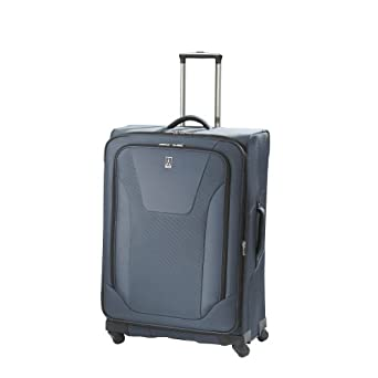 Travelpro Luggage Maxlite 2 29 inches Expandable Spinner Suitcase, Ocean Blue, One Size