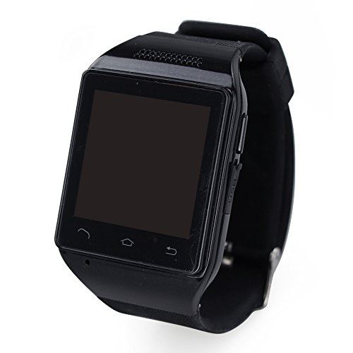 FLY-Shop-S18 Smartwatch reloj tel�fono m�vil(negro)