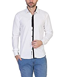 Threadikshion Men's casual shirt tdnwbl02_White_Medium