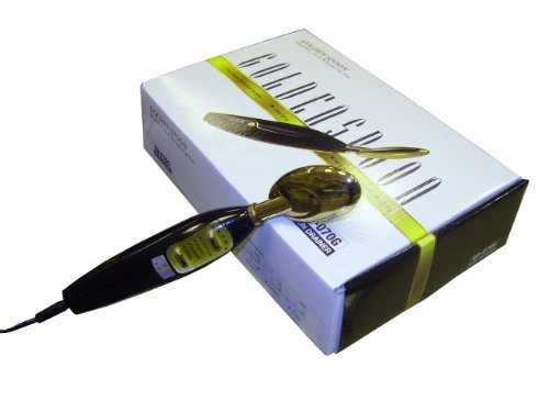 Dusiec Golden Spoon Facial Massager Machine Galvanic Skin Care Bio Face Lift Bio Salon Massager