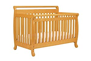 Davinci Emily 4 In 1 Convertible Crib Honey Oak