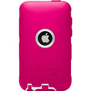 OtterBox Defender Series for iPod touch 2G and 3G (Pink/White)