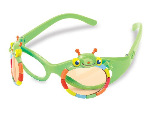 Melissa & Doug Sunny Patch Happy Giddy Flip-Up Sunglasses - 1