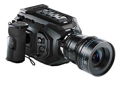 Blackmagic Design URSA Mini 4K Camera with PL Mount, 4K Super 35 Sensor and Global Shutter