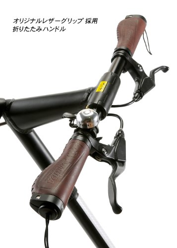 STRIDA(ストライダ) アルミ製18インチベルトドライブ折りたたみ自転車[リアキャリア/ディスクブレーキ/折りたたみペダル標準装備] マットベージュ STRIDA SX
