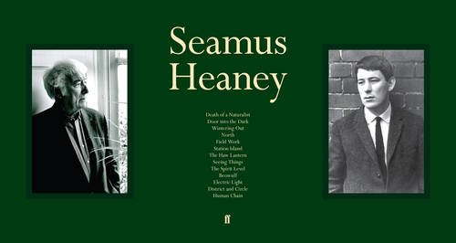 Seamus Heaney Box SetFrom Faber & Faber Poetry