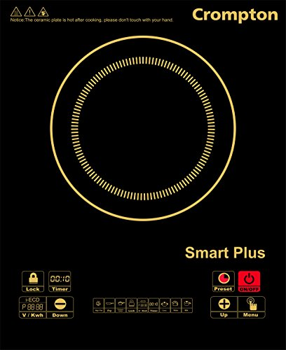 Crompton Smart Plus 2000W Induction Cooktop