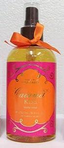 Victoria's Secret Insatiable Caramel Kiss - Creme Brulee - Body Mist - Limited Edition - 8.4oz