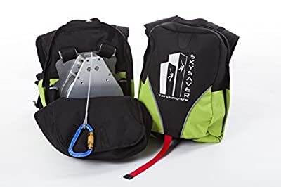 SkySaver 80 - Building Escape Backpack, Up to 80 Feet