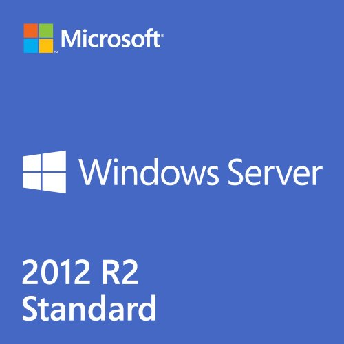 Microsoft Windows Server 2012 R2 Standard x64 EN