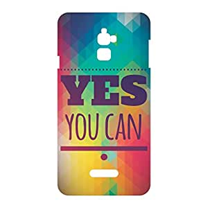 OVERSHADOW DESIGNER PRINTED BACK CASE COVER FOR COOLPAD NOTE 3 LITE