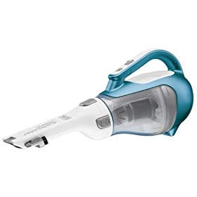 Black and Decker CHV1410L 16 volt Lithium Cordless Dust Buster Hand Vac