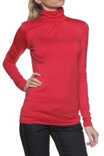 escada-sport-damen-shirt-langarmshirt-turtleneck-farbe-fuchsia-grosse-m