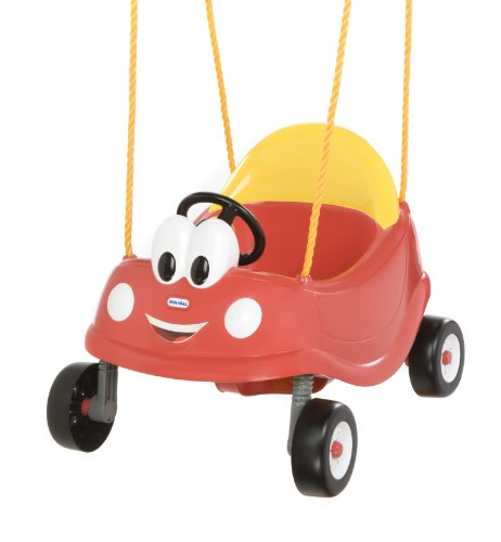 Cheapest Prices! Little Tikes Cozy Coupe First Swing