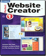 Cosmi Perfect Website Creator