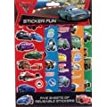 Disney Pixar Cars 2: Sticker Fun
