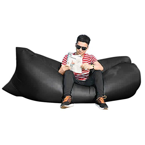Skque-Fast-Inflatable-Air-Lounger-Inflatable-Lounger-Air-Filled-Balloon-Furniture-Hangout-Bag-Outdoor-or-Indoor-Air-Sleeping-Sofa-Couch-Portable-Compression-Sacks-Camping-Beach-Park-Backyard