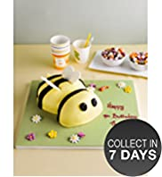 Bumblebee Cake