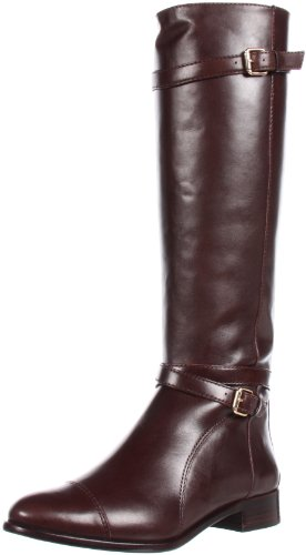 pour la victoire s loryn knee high boot chocolate
