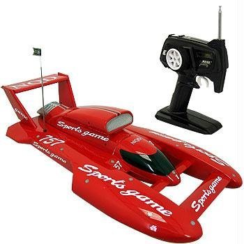 NQD 757T-069 RADIO CONTROL HYDRO SPEED BOAT COLORS MAY VARY