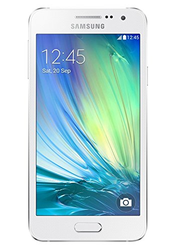 Samsung Galaxy A5 A500M 16GB Unlocked GSM 4G LTE Quad-Core Smartphone - Unlocked - Retail Packaging - (White)