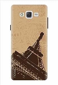 Noise Designer Printed Case / Cover for Samsung On7 Pro / Patterns & Ethnic / Eiffel Design