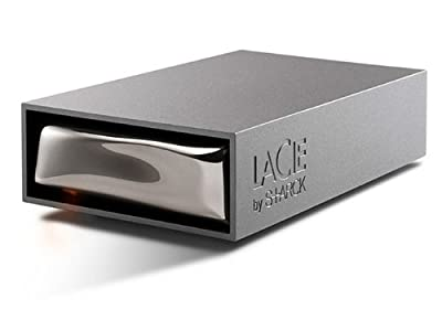 LaCie Starck Desktop Hard Drive 1TB from Lacie