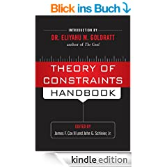Theory of Constraints Handbook