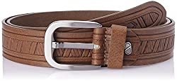 Dandy AW 14 Tan Leather Men's Belt (MBLB-303-L)