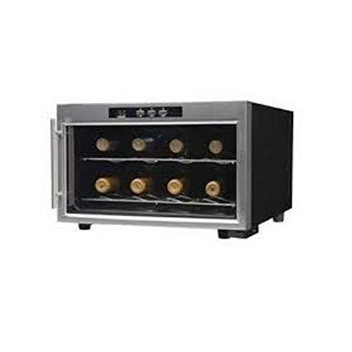 Emerson FR24SL 8 Bottles Wine Cooler with Thermal Glass Door,...