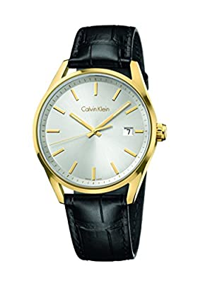 Calvin Klein K4M215C6 Ck Formality Mens Watch - Silver Dial