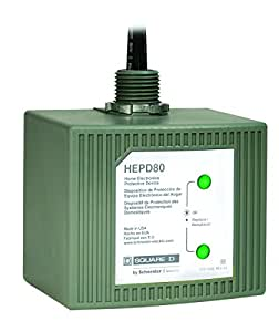 Square D by Schneider Electric HEPD80 Home