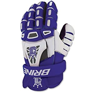 Brine Senior King 4 Lacrosse Glove by Brine