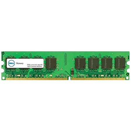 DELL DDR3 - 4 Go - DIMM 240 broches - 1600 MHz / PC3-12800 - mémoire sans tamp