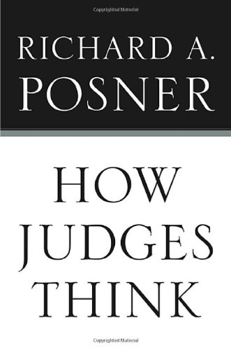 How Judges Think (Pims - Polity Immigration and Society...