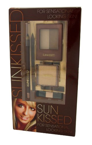 SUNkissed Summer Workshop - Duo Ombretti 4.8g + Polvere Luminosa 2g + Mascara Nero 7.5ml