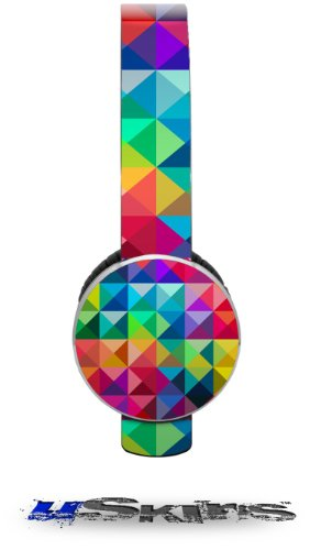 Spectrums Decal Style Skin (Fits Sol Republic Tracks Headphones - Headphones Not Included)