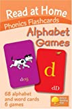 Kate Ruttle Read at Home: Phonic Flashcards - Alphabet Games