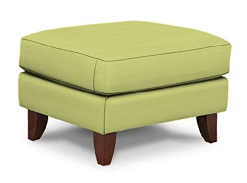Klaussner Pear Audrina Ottoman, 32 by 26 by 21-Inch