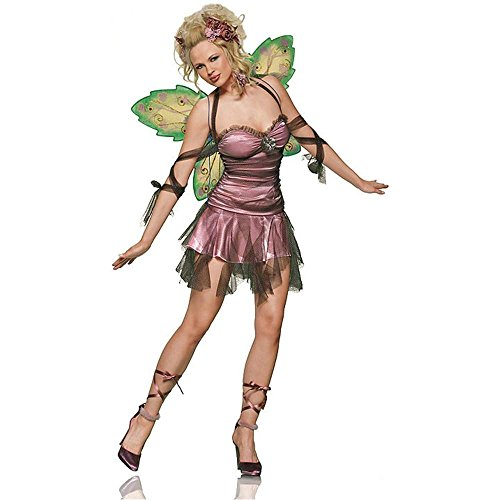 Shimmery Pixie Costume - Large - Dress Size 12-14