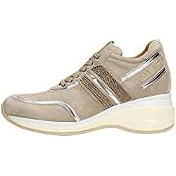 4US CESARE PACIOTTI NNED3WCA Sneakers Donna Scamosciato