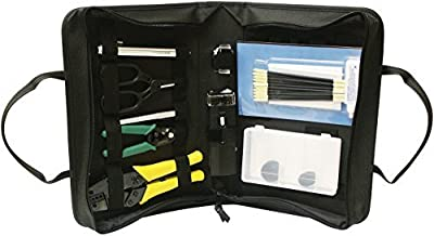Elenco Electronics TK-5000 Fiber Optic Tool Kit
