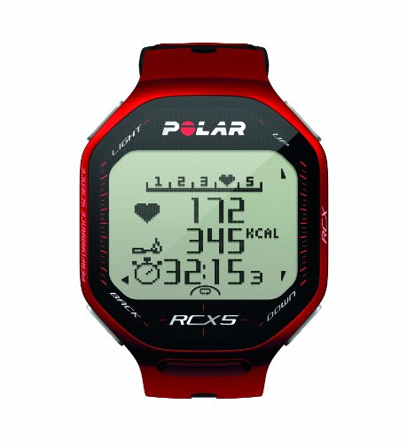 polar rcx5 gps rate monitor and sports by