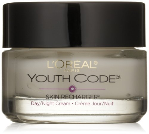 L'Oreal Paris Youth Code Day/Night Cream, 1.7 Fluid Ounce (Discontinued by Manufacturer) (Youth Code Day Night Cream compare prices)
